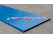 Sample 1 for decorative fastening sheet