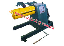 5TX1250 Hydraulic Un-Coiler (taper wedge)