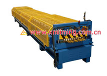Roll former 2 for corrugated profile