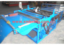 Auto taper-slitting machine