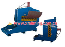 Auto crimping curved machine 1