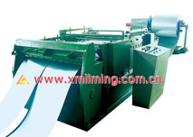 Pre-level /slitting / shearing line