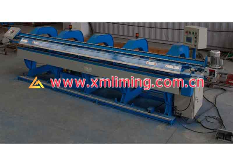 CNC slitting /folding machine (4 meters) 1